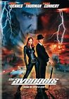 Avengers 0883929159529 With Sean Connery DVD Region 1