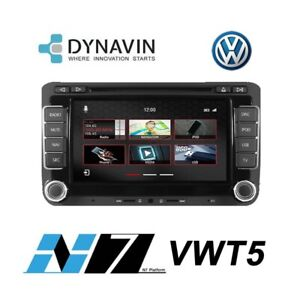 Details about Dynavin N7-VW T5 Transporter Navigation Media System, DVD BT  IPOD ANDROID LINK