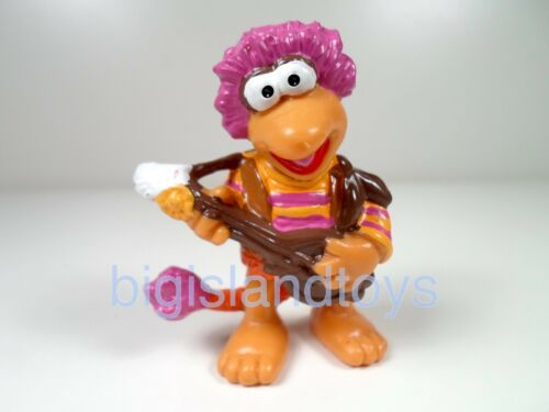Multi-annonce Fraggle Rock Fraggles 1989 Jim Henson Applause PVC Figures