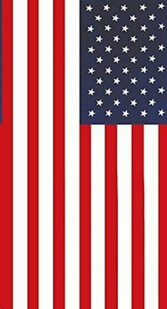 USA American Flag beach towel Wholesale lot 6 new Large Large Large 30  x 60  3f76c8