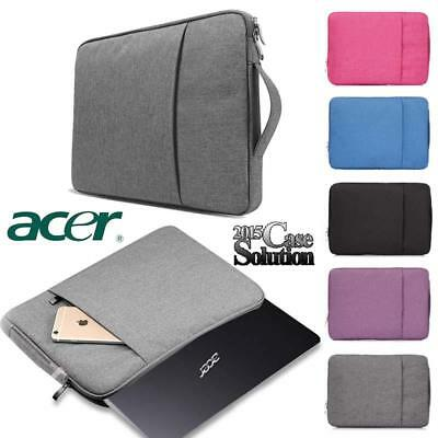 """Laptop sleeve Case Carry Bag Pouch For Various 14/"""" Acer Aspire Chromebook"""