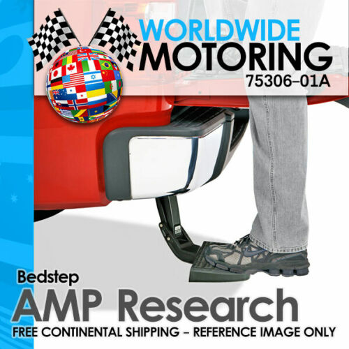 AMP Research Bedstep for 2009-2017 Dodge Ram 1500//2500//3500 Models 75306-01A