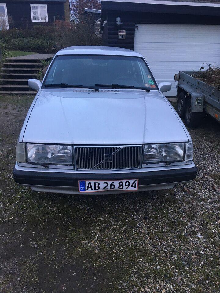 Volvo 940, 2,3 Turbo stc., Benzin