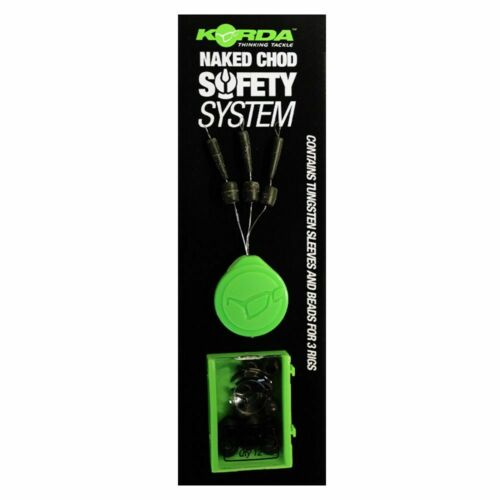 BRAND NEW KORDA NAKED CHOD SYSTEM @ M H TACKLE