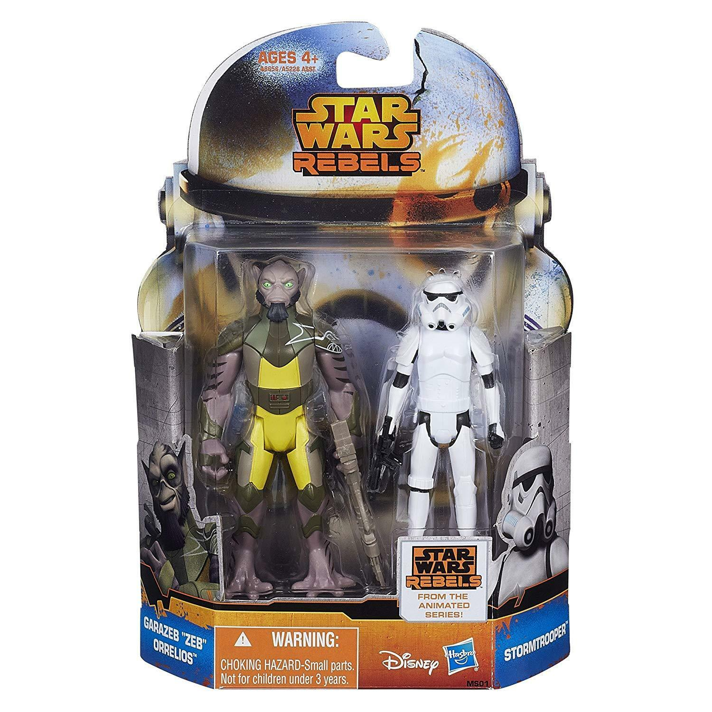 Hasbro Star Wars Mission Serie MS01 Garazeb