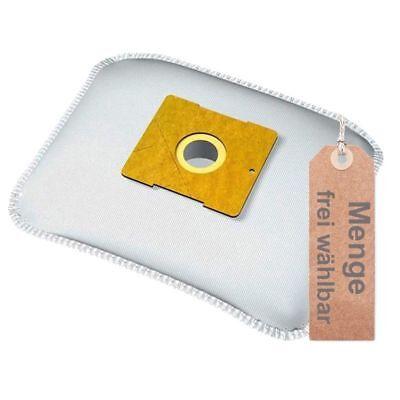 Premium Microvlies Staubsaugerbeutel passend für Quigg BS 1601 Turbo Staubbeutel