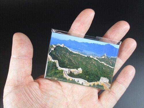 Great Wall Wall China Peking Beijing Photo Fridge Magnet Travel Souvenir