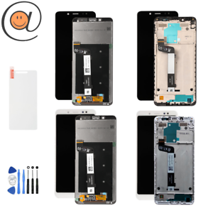 LCD-Ecran-tactile-Xiaomi-Redmi-Note-5-Noir-Blanc-Avec-sans-chassis-Original