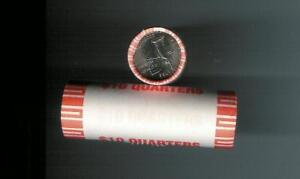 TWO-ROLLS-2001-P-NEW-YORK-25-COIN-ROLL-UNC