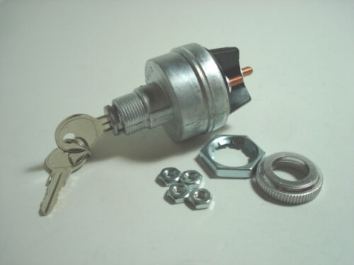 Universal Auto Car Truck Hot Rat Rod Ignition Switch With Keys