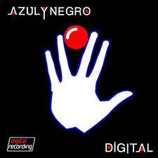 Azul Y Negro – Digital  CD