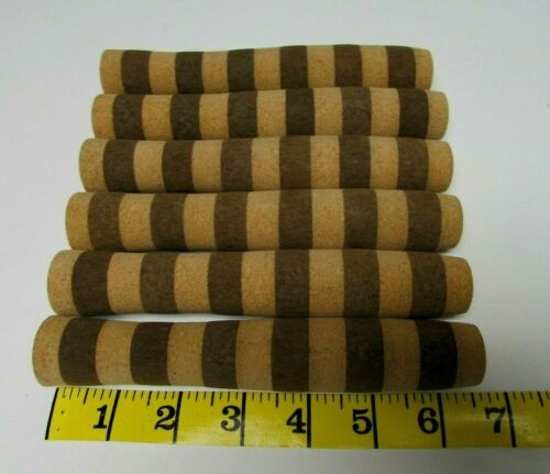 """Premium Cork Fishing Rod Building//Replacement Handles 6 1//2/"""" Long Wells Style"""