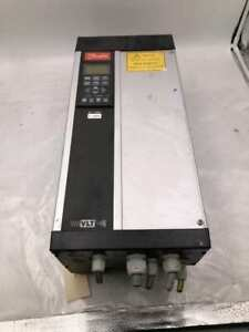 Danfoss Vlt 5000 12 2kva Variable Frequency Drive Vfd 0 1000hz Out 380 500v In Ebay