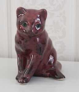 PORCELAIN-SITTING-CAT-PERFECT-CONDITION