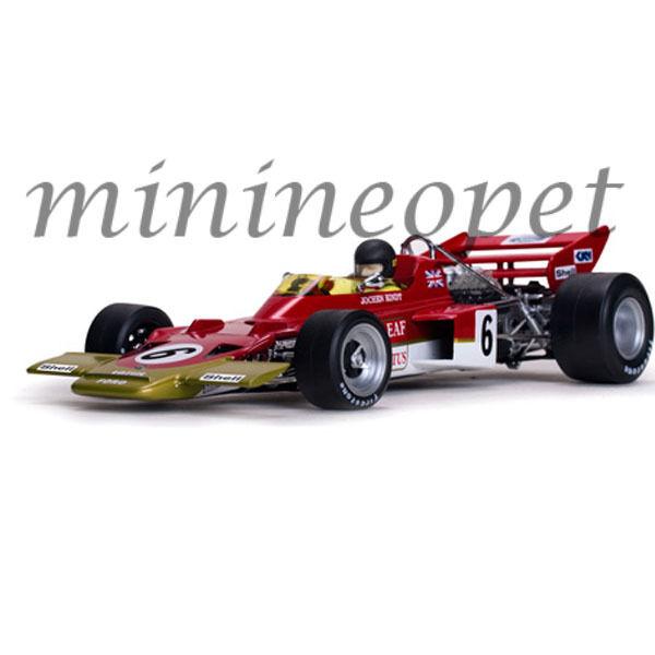 QUARTZO 18275 LOTUS 72C  6 JOCHEN RINDT 1970 FRANCE GP WINNER 1 18 rot