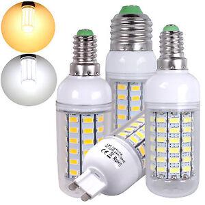 5 10w led gl hbirne birne mais licht bulb leuchtmittel strahler lampe e27 e14 g9 ebay. Black Bedroom Furniture Sets. Home Design Ideas