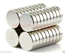 Small Disc 7mm X 3 Mm Cylinder Neodymium Magnets Round Rare Earth Neo N50