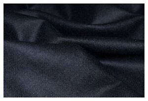 Navy-Coat-Jacket-Weight-Melton-Wool-80-20-Poly-Soft-Apparel-Fabric-60-034-W