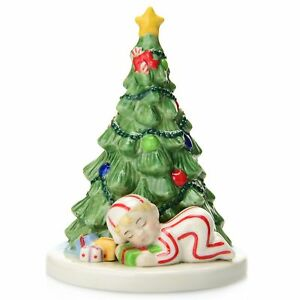 Royal-Doulton-Christmas-TREE-NEW-IN-THE-BOX-ONE-MORE-SLEEP-s