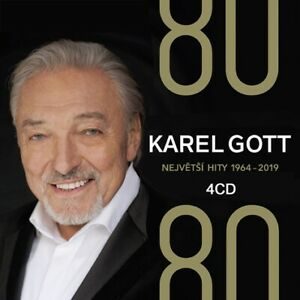 KAREL-GOTT-80-80-Greatest-Hits-Die-grosten-Erfolge-1964-2019-4CD-NEW-2019