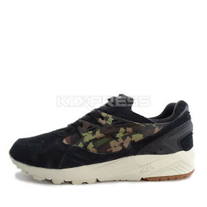 Asics Tiger GEL-Kayano Trainer [HL7C1-9086] Men Casual Shoes Black/Martini Olive