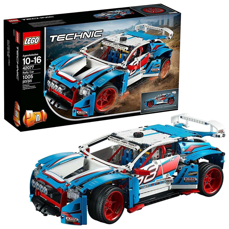 LEGO Technic 42077 Rally Car - New sealed -Intl