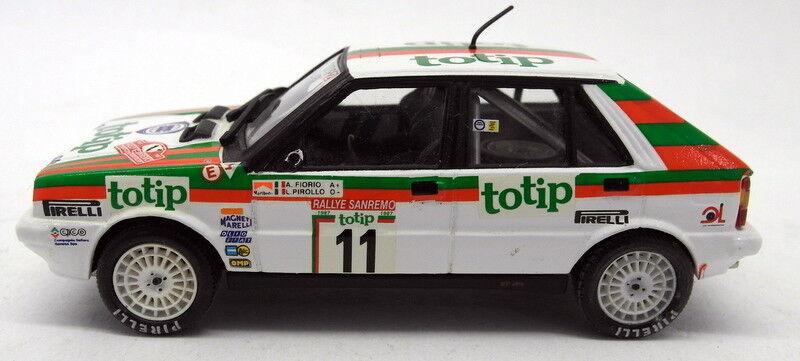 Vitesse 1 43 Scale Diecast - - - Rally58 Lancia Delta HF Rallye Sanremo 1987  | Stil  220a79
