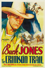 """King of the Bullwhip /""""Lash/"""" Larue Cult Western movie poster print 1950"""