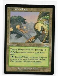 Urza/'s Legacy MTG Magic MP 1x Treetop Village