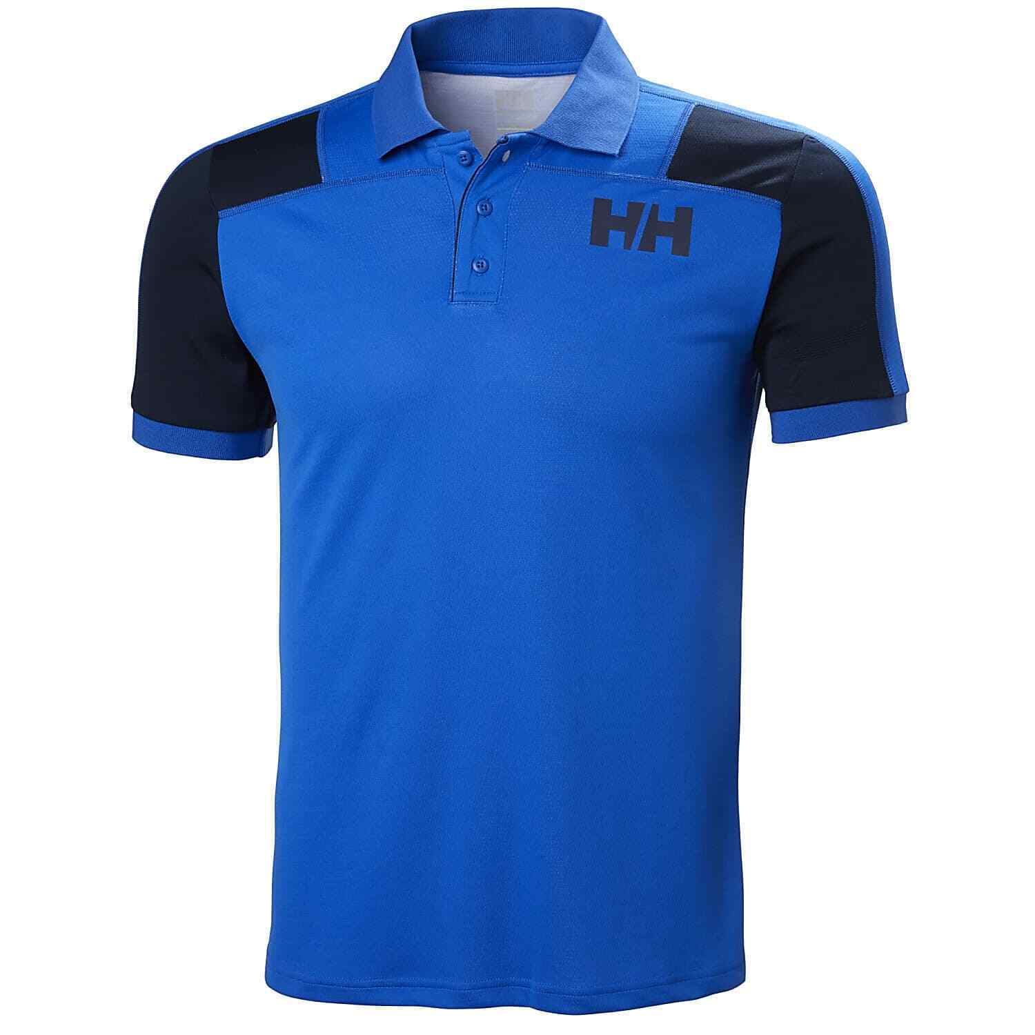 Helly Hansen Lifa Active 1//2 Zip Thermal Top 48302//563 Olympian Blue NEW