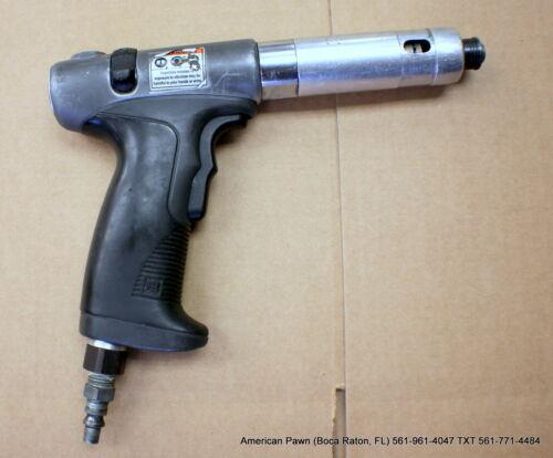 Ingersoll-Rand QP1S17S1D Pneumatic Pistol Grip 1//4 Hex Air Screwdriver//Nutrunner