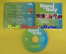 CD BAND ITALY RICORDI VISIONI SENSAZIONI compilation PROMO 03 PFM NOMADI (C8)