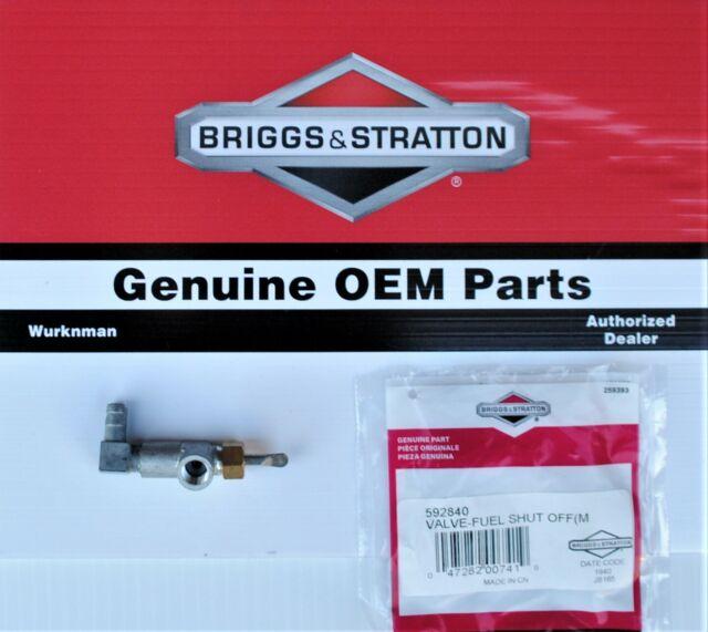 Briggs and Stratton shut off valve 293934