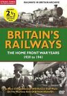 Various Artists - Britain's Railways - The Home Front War Years 1939 T0 1941 (+DVD, 2013)