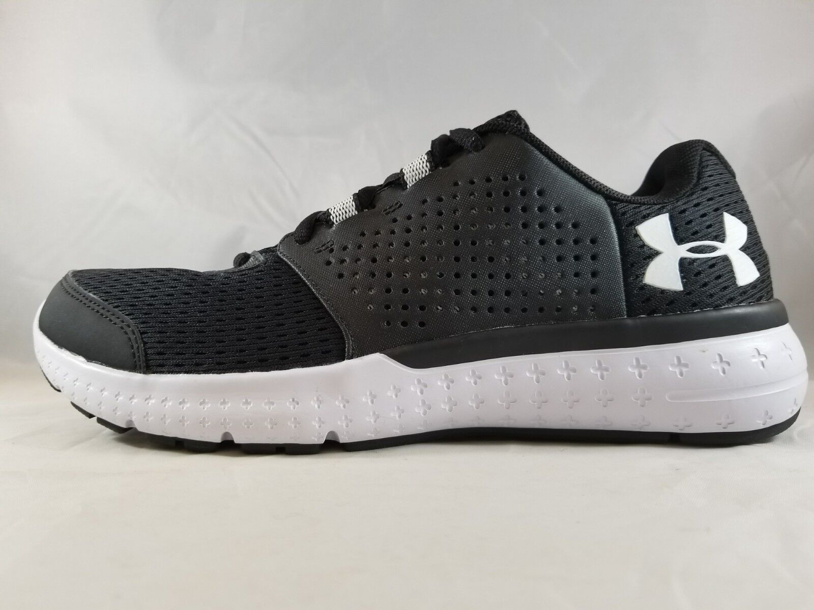 Under Armour Micro G Fuel RN Men's Running Shoe 1285670 001 Size 9.5