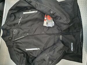 AKITO-BLACK-MOTORCYCLE-JACKET-XXL