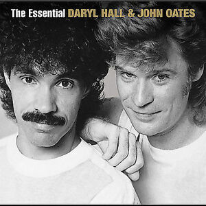 DARYL-HALL-amp-JOHN-OATES-The-Essential-2CD-BRAND-NEW-Best-Of-Greatest-Hits