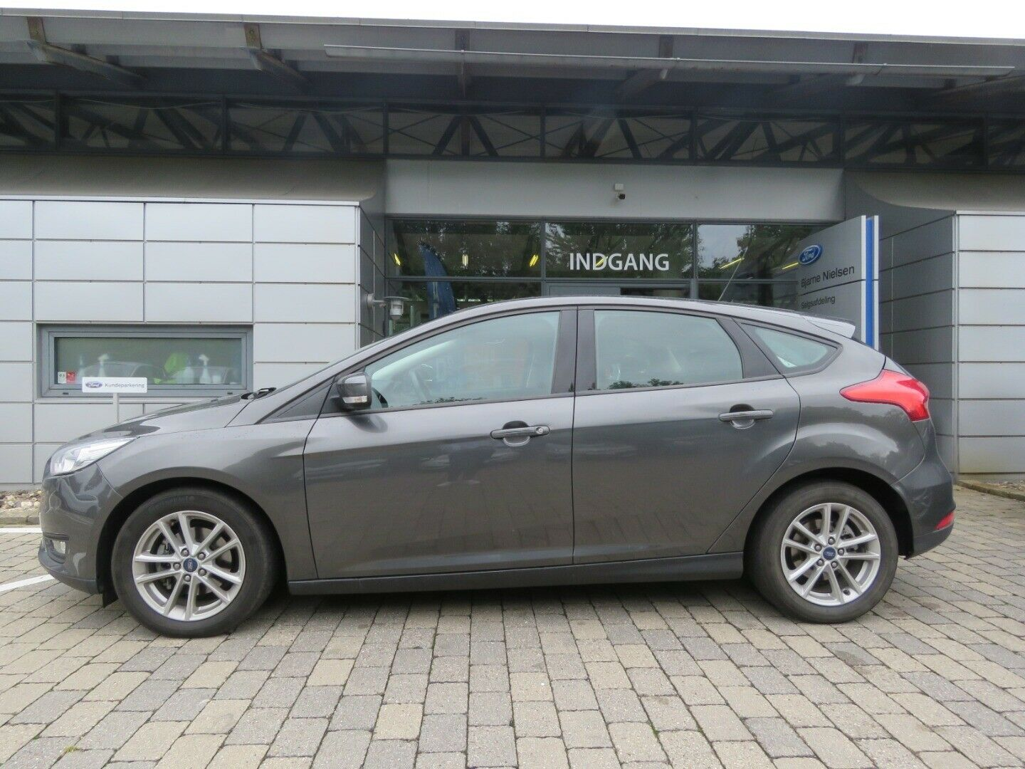 Ford Focus 1,6 Ti-VCT 125 Edition aut. - billede 1