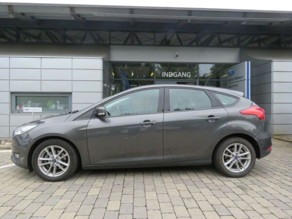 Ford Focus 1,6 Ti-VCT 125 Edition aut. billede 1