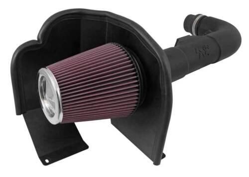 K/&N 63-3085 Cold Air Intake for 2014-2018 GMC Sierra 1500 4.3L V6