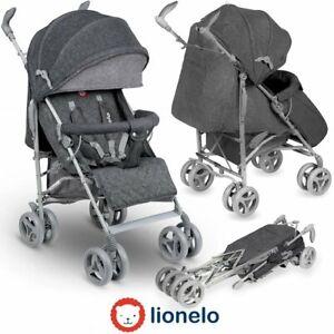 LIONELO-IRMA-BABY-STROLLER-KIDS-BUGGY-PUSHCHAIR
