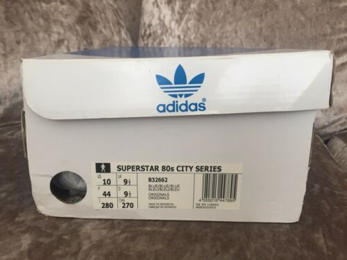 80s Series Blue City Superstar Adidas qZS1w
