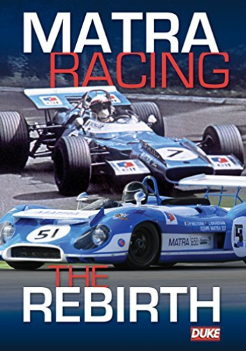 MATRA RACING - THE REBIRTH-MATRA RACING - THE REBIRTH (US IMPORT) DVD NEW