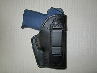 Kel-tec Pf9, Iwb, Right Hand Clip Holster With Sweat Shield