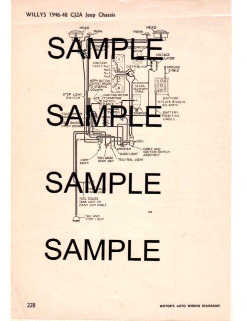 1949 1950 1951 1952 1953 willys jeep cj 3a cj3a cj 3a wiring diagram 1949 1950 1951 1952 1953 willys jeep cj 3a cj3a cj 3a wiring diagram
