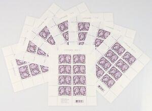 2012-Lot-of-8-Sheets-2-Queen-Elizabeth-II-Diamond-Jubilee-Stamps-Scott-2540