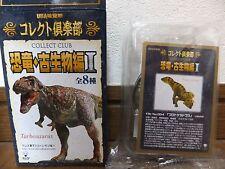 UHA Collect Club dinosaur platybeledon like Kaiyodo Dinotales