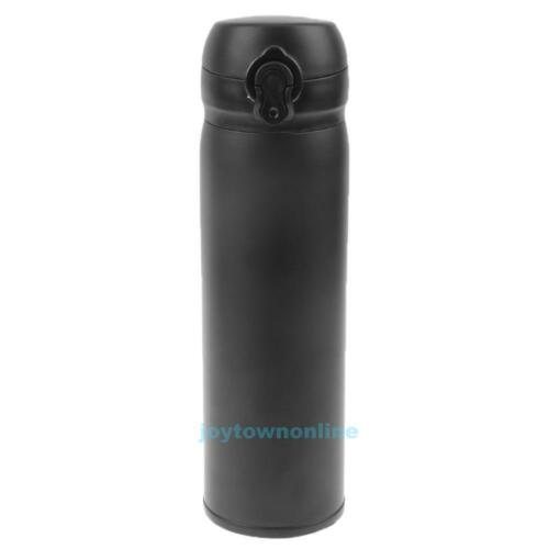 Stainless Steel Double Wall Thermos Bottle Vacuum Cup Thermal Water Coffee Mug