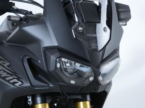 R /& G Scheinwerfer Shield Schutz Honda CRF1000L Africa Twin /& Adventure SPORTS