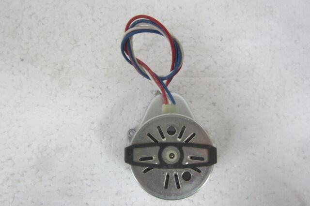 CROUZET 82344778 MOTORIDUTTORE SINCRONO 1 RPM 115//230V 50Hz ORARIO 1giro//min